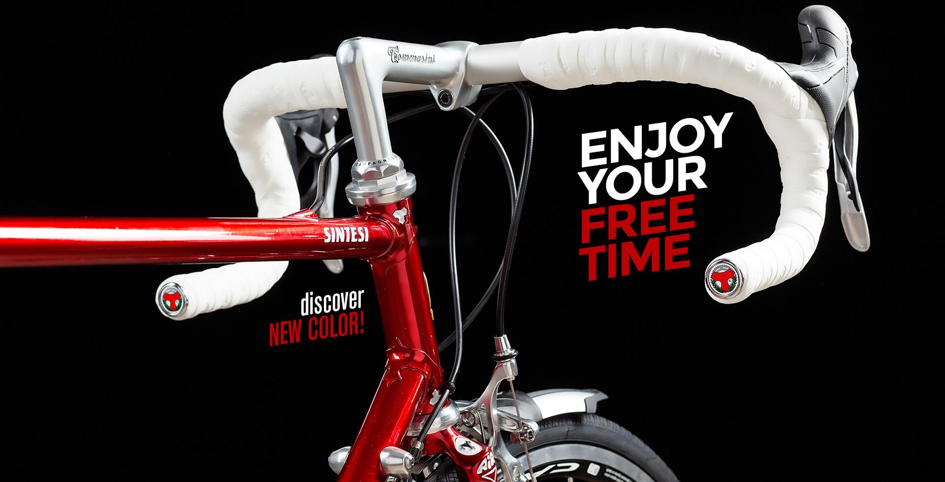 Produzione Biciclette Italiane Da Corsa Tommasini Biciclette